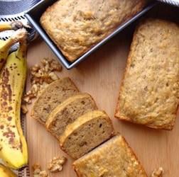 banana bread recipe card - photo #46