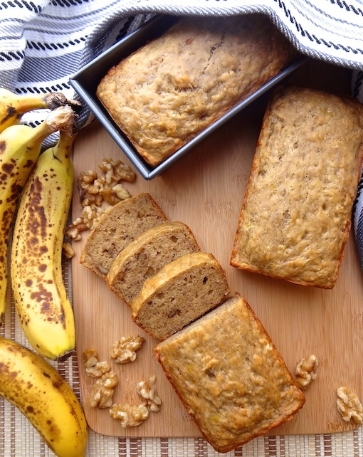 Image result for banana bread vegan