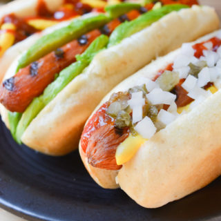 Carrot Hot Dogs – Vegan