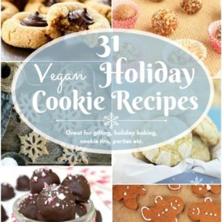 31 Vegan Holiday Cookies & Truffles